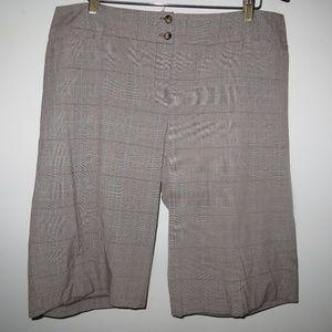 SZ 14 BCX DRESS SHORTS #276